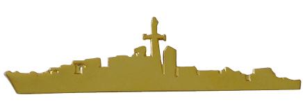 ANZAC Tobruk Lapel Pin
