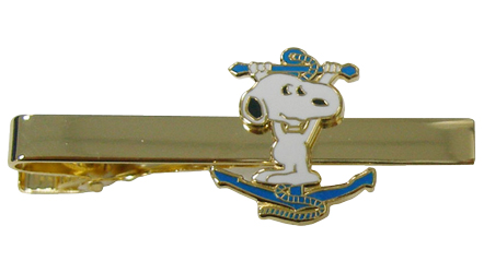 Beagles Tie Bar