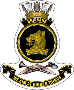 Brisbane Lapel Pin