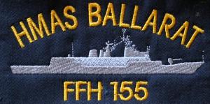 HMAS-Ballarat