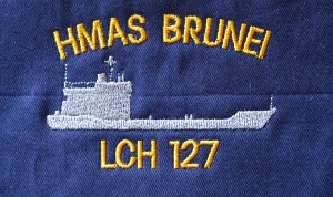 HMAS-Brunei