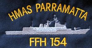 HMAS-Parramatta