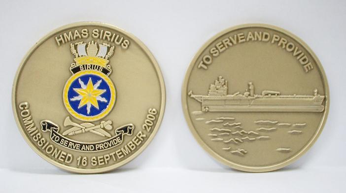 HMAS-Sirius-Colour-Coin