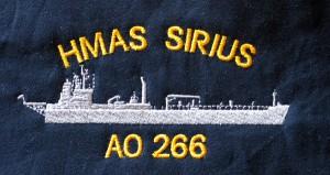 HMAS-Sirius