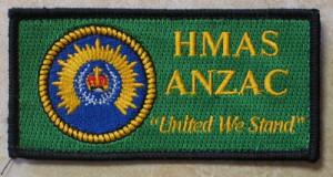 HMAS ANZAC