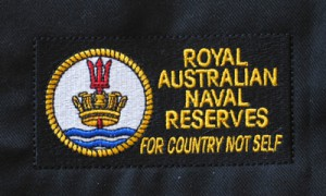 RA Naval Reserves