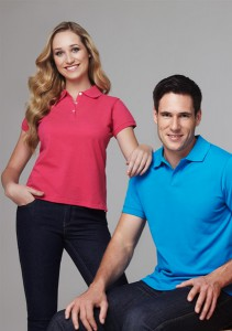 Mens-&-Ladies-Neon-Polo