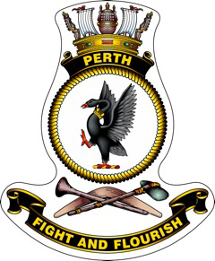 Perth Lapel Pin