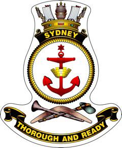 Sydney Lapel Pin